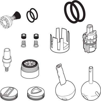 Plumber's Box of Parts
