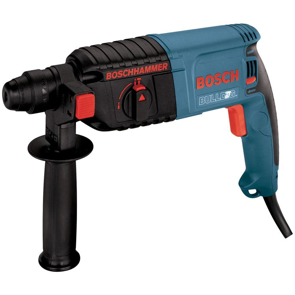Bosch 6 Amp Corded 3/4 in. SDS-plus Variable Speed Rotary ...