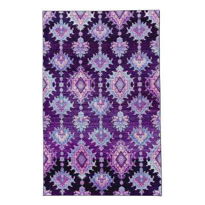 Larrabee Twilight 8 ft. x 10 ft. Area Rug