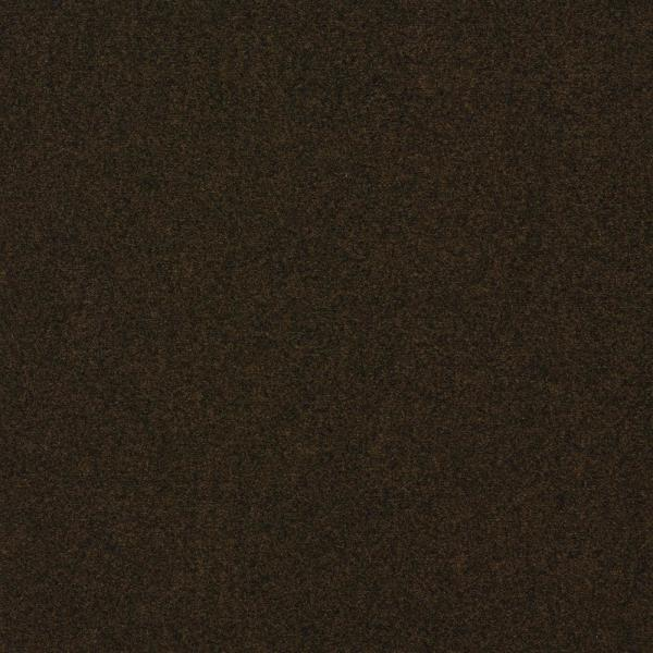 Peel and Stick Color Accents Mocha 24 in. x 24 in. Residential Carpet Tile (8-tile / case)