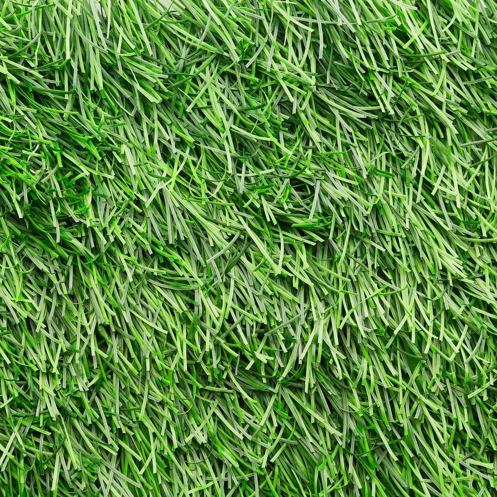 EZ Hybrid Turf 6-1/2 x 10 ft. Artificial Grass Synthetic Lawn Turf