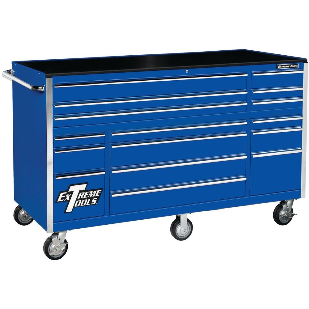 Blue - Tool Chests - Tool Storage - The Home Depot