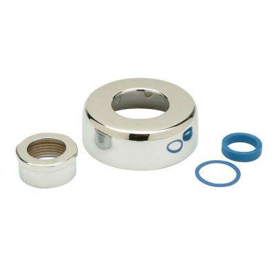 3/4 in. Spud Escutcheon and Coupling Assembly
