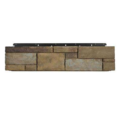 8 in. x 36 in. Versetta Stone Tight-Cut Corner Plum Creek Siding (6-Bundles)