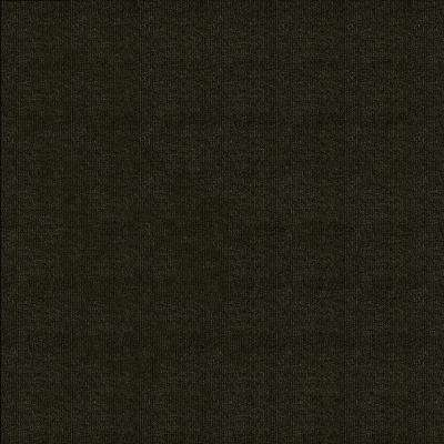 First Impressions Mocha Ribbed Texture 24 in. x 24 in. Carpet Tile (15 Tiles/Case)