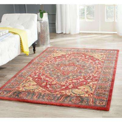 7 by 9 rug contemporary mahal area rugs the home depot
