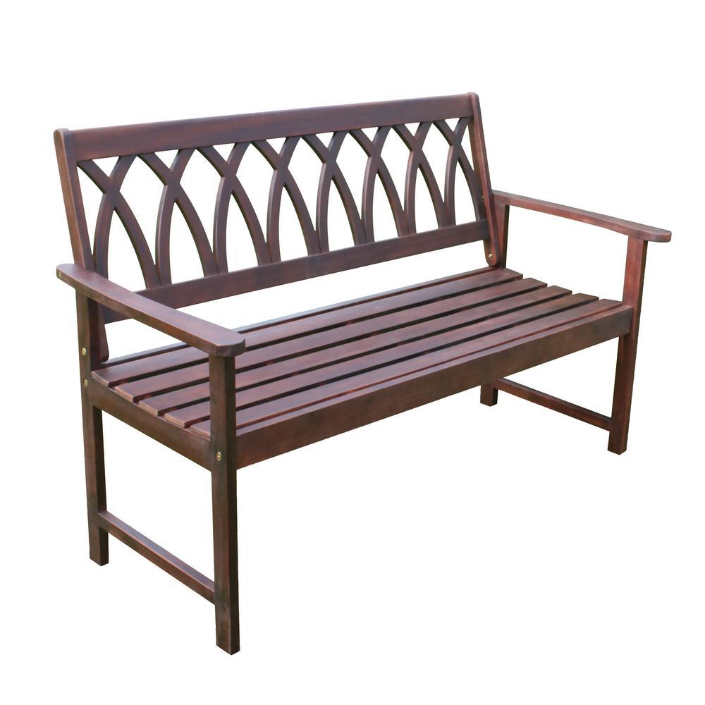 Charmant Northbeam Wood Outdoor Garden Bench
