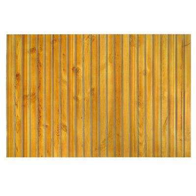 1/4 in. x 48 in. x 32 in. Pendleton Wainscot Panel