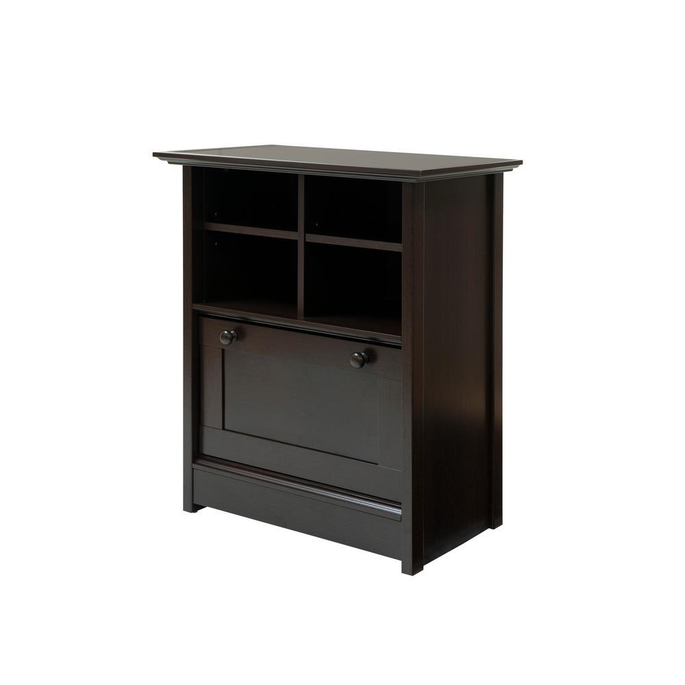 60-COUB1028 Mocha Brown Coublo File Cabinet