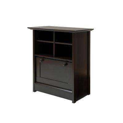 60-COUB1028 Mocha Brown Coublo File Cabinet
