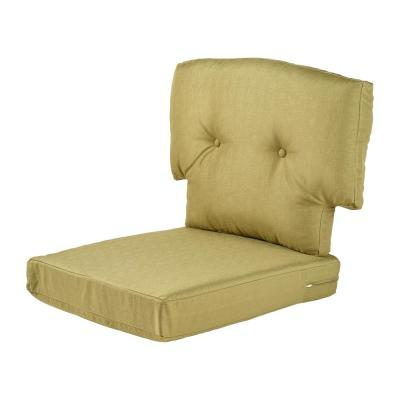 Green Bean Replacement Cushion for the Martha Stewart Living Charlottetown Outdoor Swivel Chair