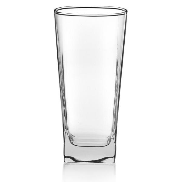 City 14.3 oz. 8-Piece Glass Tumbler Set