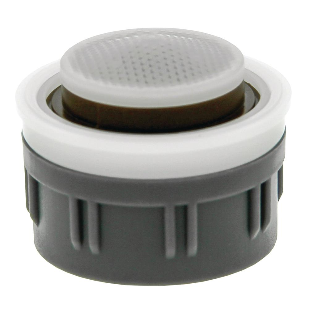NEOPERL 0.35 GPM Mikado Water-Saving Faucet Aerator Insert with ...