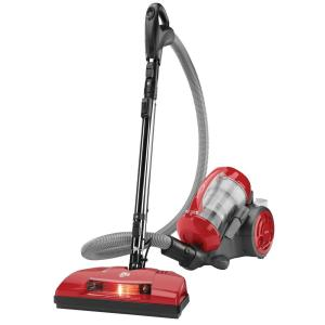 Dirt Devil Power Reach Bagless Multi-Cyclonic Canister Vacuum Cleaner by Dirt Devil