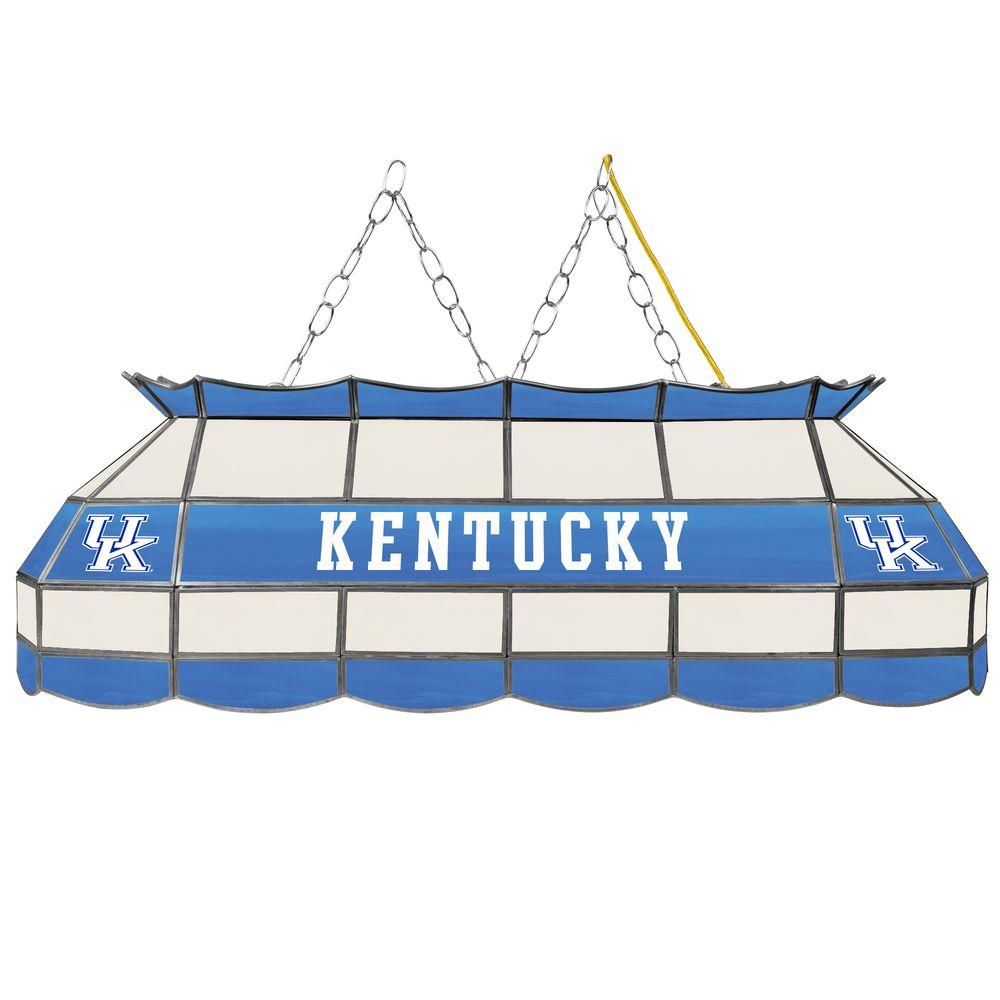 Trademark Global University Of Kentucky 3 Light White
