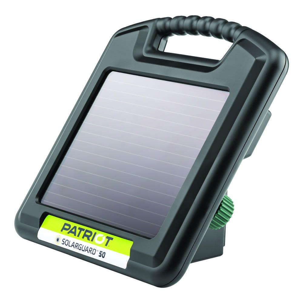 Patriot SolarGuard 50 Energizer - 0.05 Joule