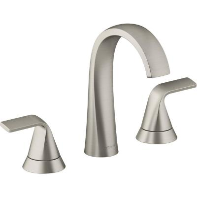 Widespread Bathroom Faucets Bathroom Sink Faucets The Home Depot