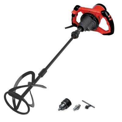 Thinset Grout and Mortar Power Mixer with Paddle Rubimix-N Plus 9 Pro