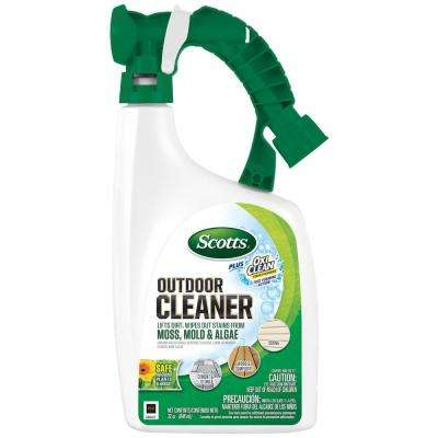 32 oz. Outdoor Cleaner Ready to Spray