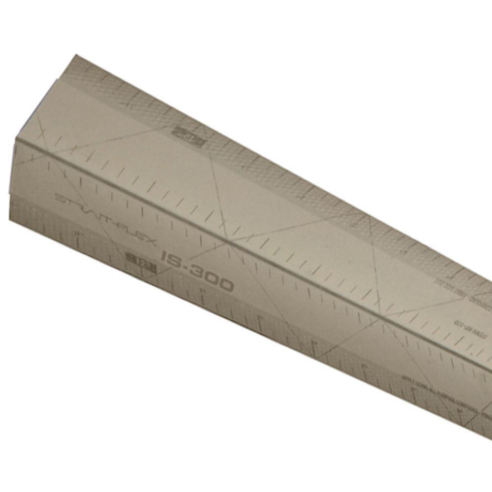Strait-Flex 10 ft. Big-Stick 333 Outside 90 Degree Composite PUR-Laminated Cornerbead