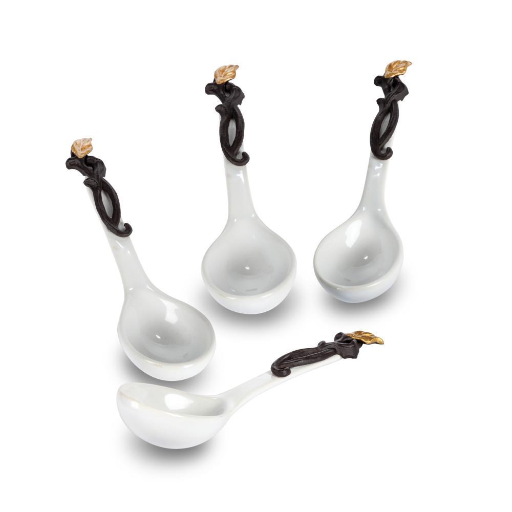 GL S/4 Stoneware Spoons