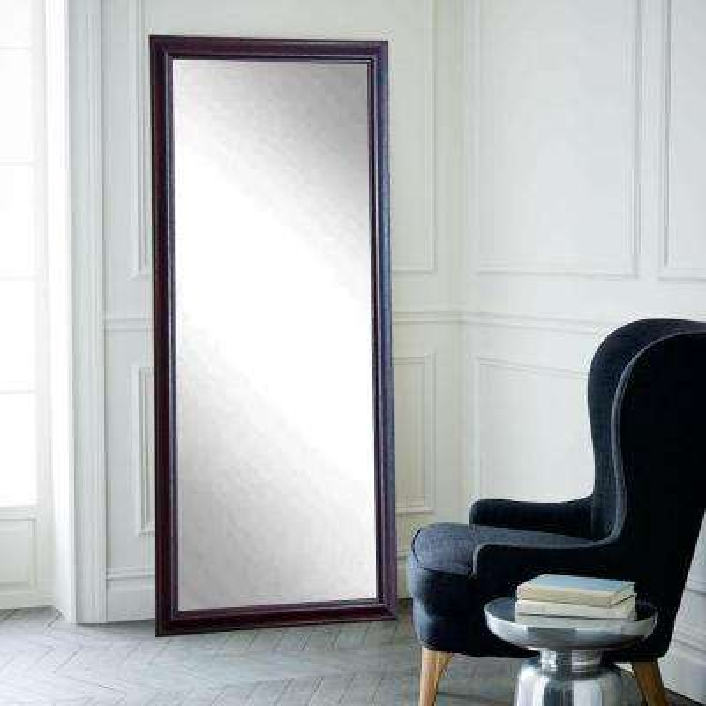 Burgundy Fair Full Length Floor Wall Mirror