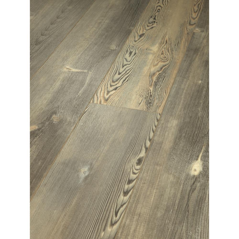 Pinebrooke Click 9 in. x 59 in. Gazebo Resilient Vinyl Plank Flooring (21.79 sq. ft. / case)