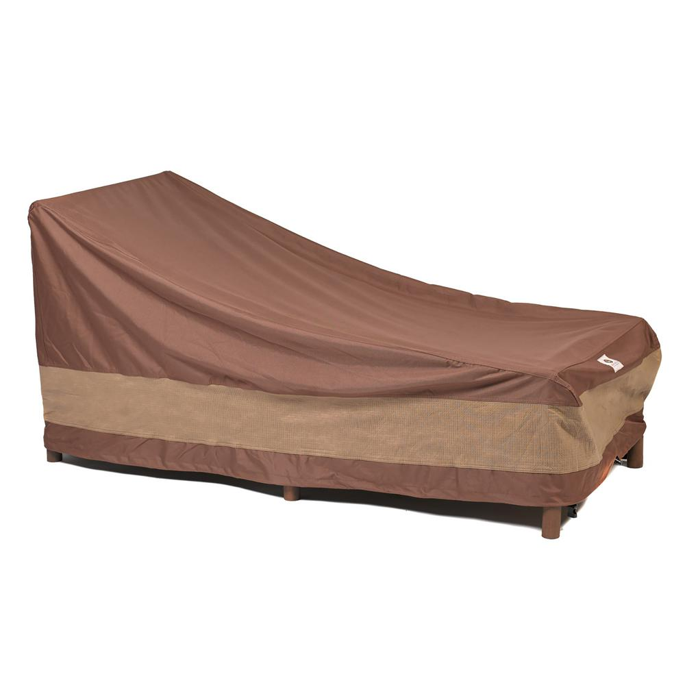 Duck Covers Ultimate 74 in. L Patio Chaise Lounge Cover