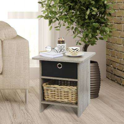 Modern - End Table - Living Room Furniture - Furniture - The Home Depot