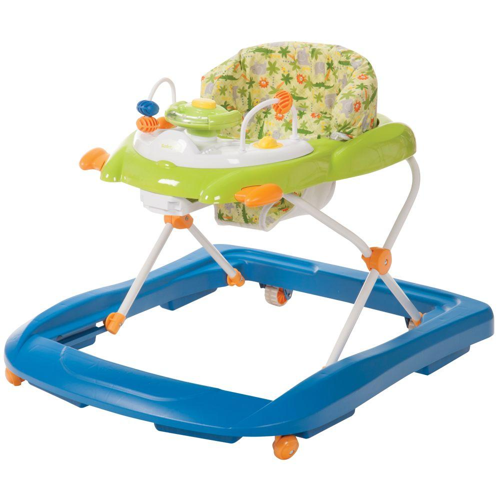 Safety 1st Sound 'n Lights Activity Walker, Surfin Safari