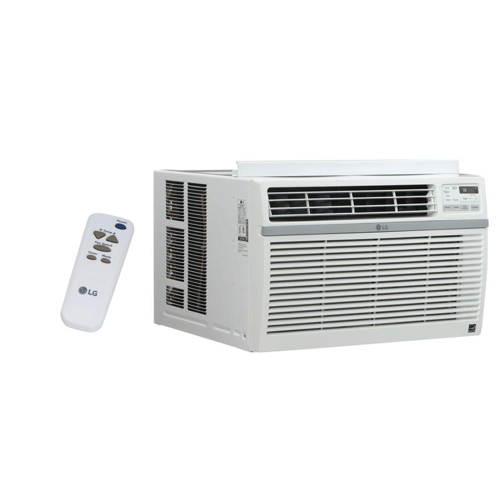 LG Electronics 24,500 BTU Window Air Conditioner with Remote