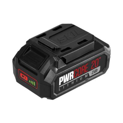PWRCore 20-Volt 2.0Ah Lithium-Ion Battery with PWRAssist Mobile Charging