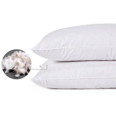 Puredown Feather Standard Pillow (Set of 2)