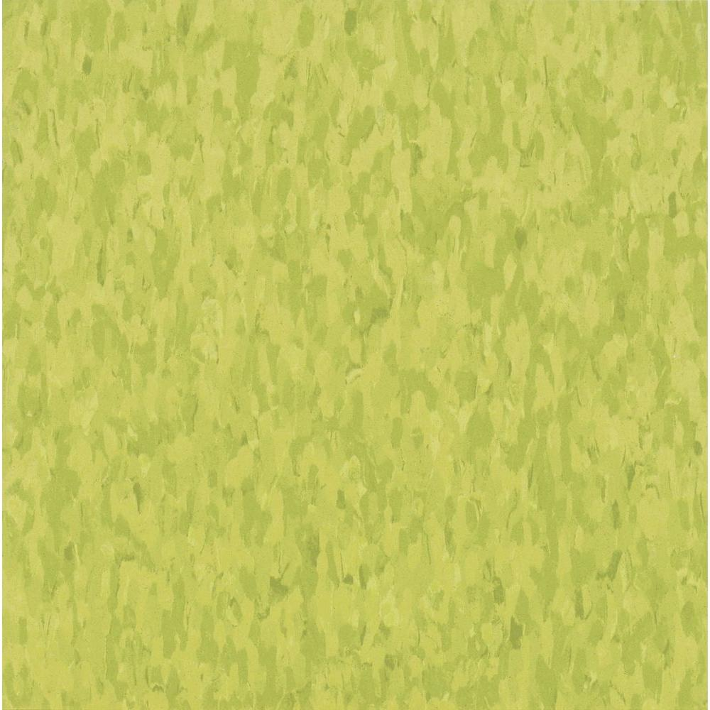 Imperial Texture VCT 12 in. x 12 in. Kickin Kiwi Commercial