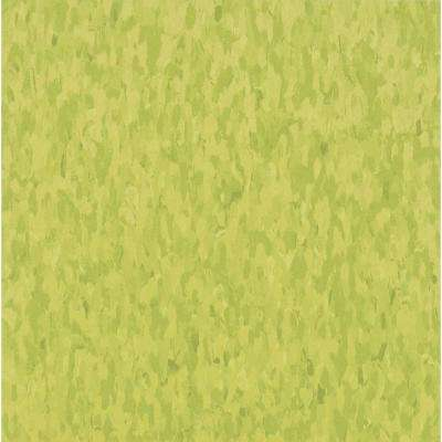 Imperial Texture VCT 12 in. x 12 in. Kickin Kiwi Commercial Vinyl Tile (45 sq. ft. / case)