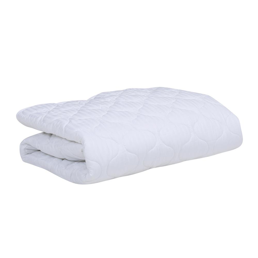 Sleep Options Deluxe Cotton Full Size Quilted Waterproof