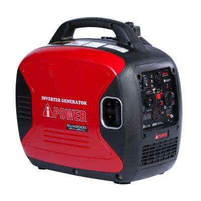 1600-Watt Gasoline Powered inverter Portable Generator