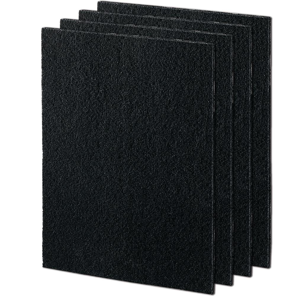 Fellowes AeraMax Carbon Filter for 190/200/DX55 Air Purifiers (4-Pack)