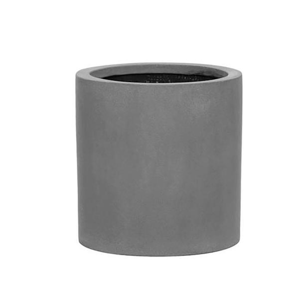 Cambridge 12 in. x 12 in. x 12 in. Cement Fiberstone Planter