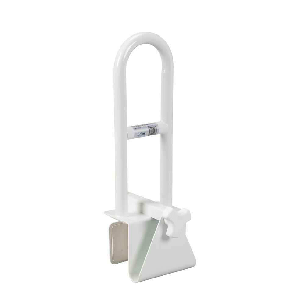 15 in. x 1 in. Parallel Bathtub Grab Bar Safety Rail
