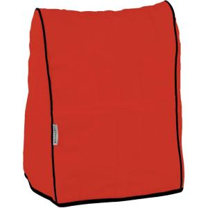 KitchenAid Cloth Cover in Empire Red with Black Piping for Stand Mixer by KitchenAid