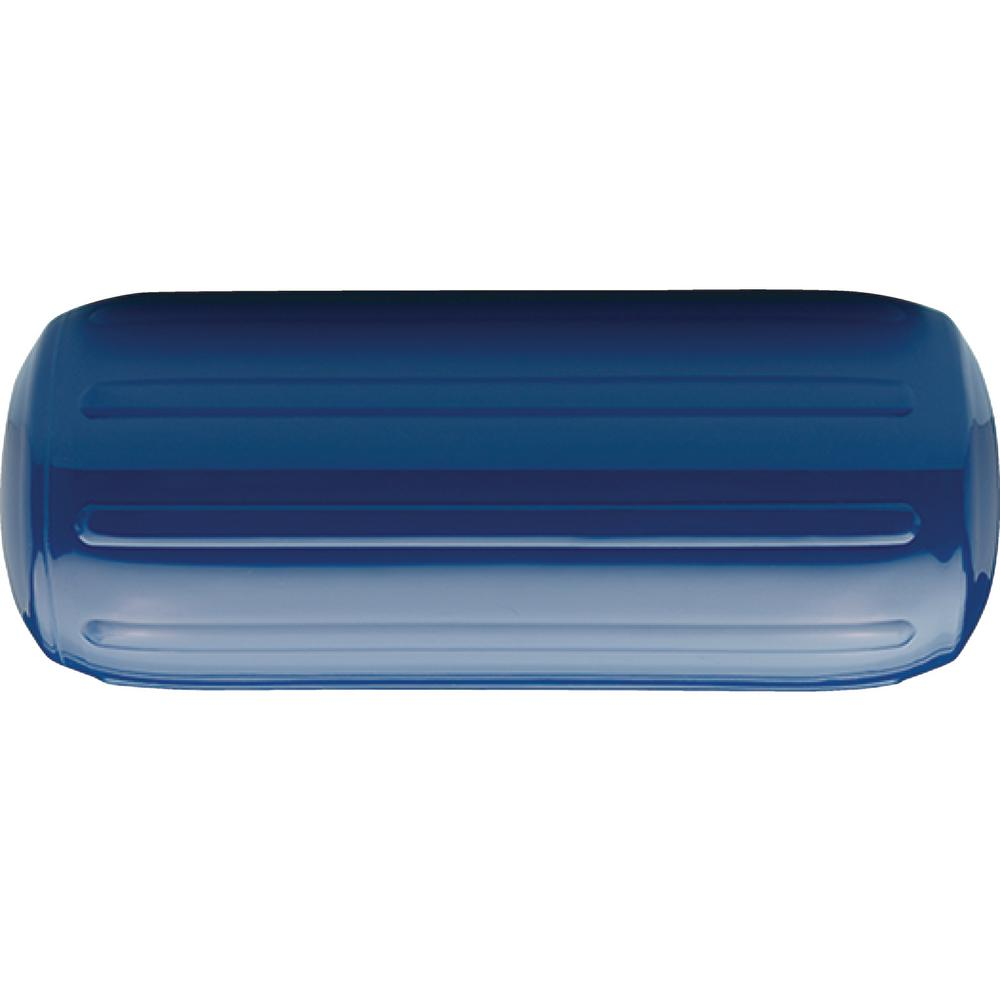 10.5 in. x 27 in. Center Tube Fender, Cobalt Blue