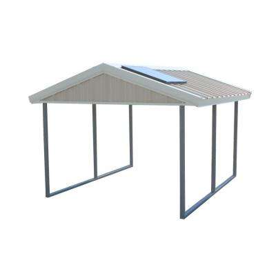 Premium Canopy ...  sc 1 st  The Home Depot & PWS - Portable Garages u0026 Car Canopies - Carports u0026 Garages - The ...