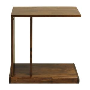 Internet #302345620. +2. Casual Home Warm Brown C Side Table