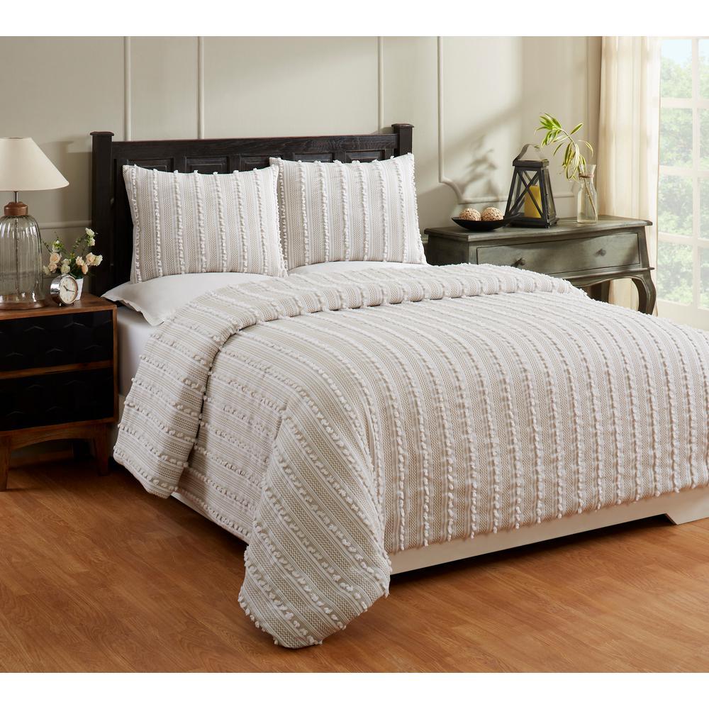 Olivia Thermal 100/% Brushed Cotton Flannelette Quilt Duvet Cover Bedding Set,