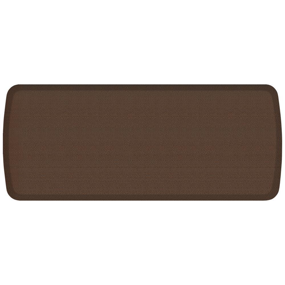 Gel Pro Kitchen Mat: GelPro Elite Rattan Redwood 20 In. X 48 In. Comfort