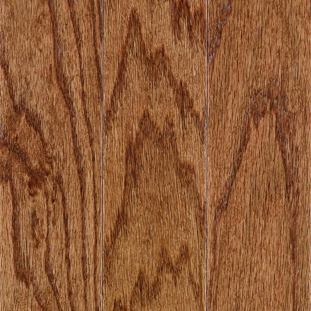 Mohawk Monument Antique Natural Oak 3/8 in. x 5 in. Wide x Varying Length Engineered Hardwood Flooring (28.25 sq. ft. / case)