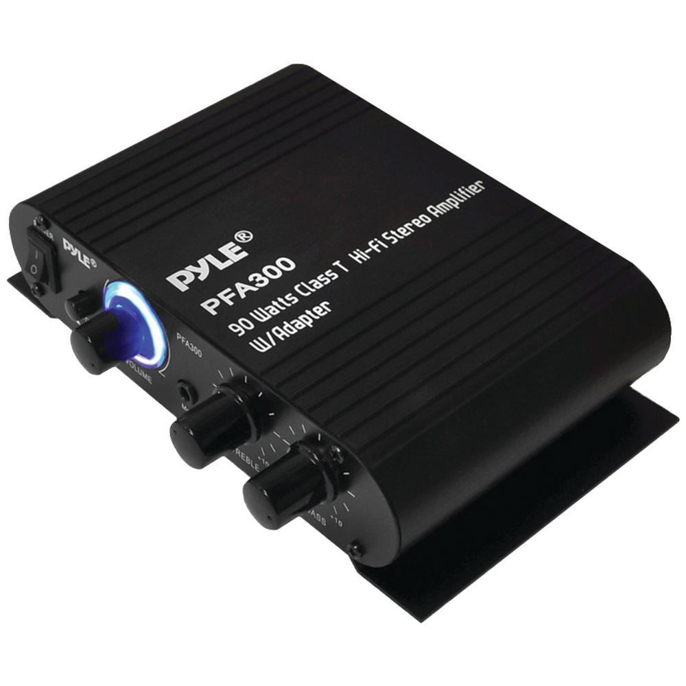 90-Watt Class-T Hi-Fi Stereo Amplifier