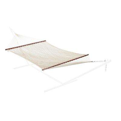 Cancun 13 ft. Premium Smart-Poly Double Rope Hammock