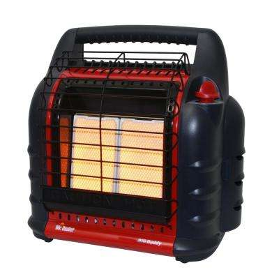 18,000 BTU Radiant Propane Big Buddy Portable Heater